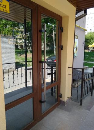 Ремонт металлопластиковых окон, дверей
