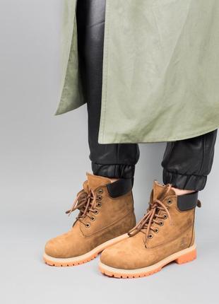 Timberland women🤗 женские зимние ботинки тимберленд с мехом зима