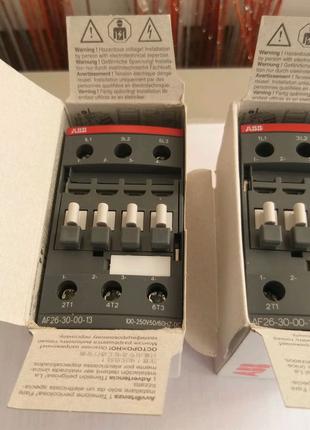Контакторы ABB модели А9-30-10 на 9Ампер