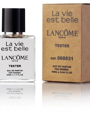 Духи парфюмерия  lancome la vie est belle
