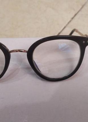 Очки в стиле chrome hearts очки для имиджа компьютерные