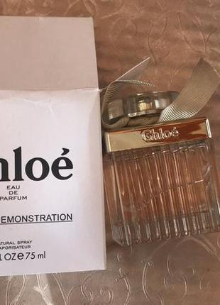 Духи парфюмерия chloe