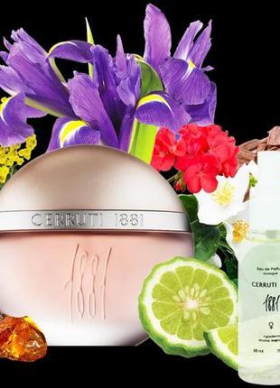 Духи парфюмерия в стиле cerruti