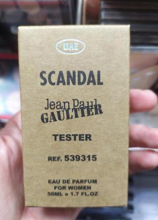 Scandal jean paul gaultier