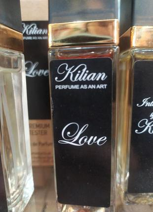 Kilian love арабский супер стойкий тестер