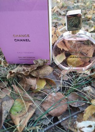 Chanel chance eau tendre есть chanel coco madmoiselle