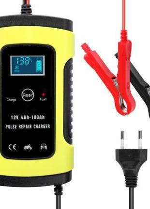 Импульсное зарядное устройство для автомобильного аккумулятора...
