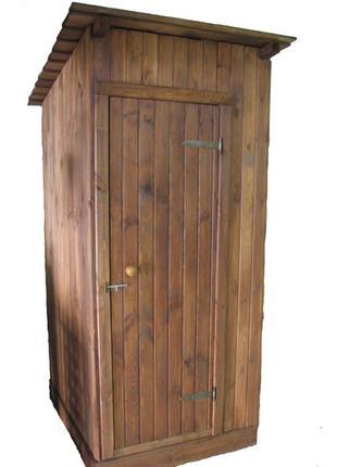 Строительство деревянных туалетов и душевых