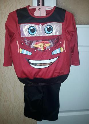 Карнавальный костюм тачки мальчику