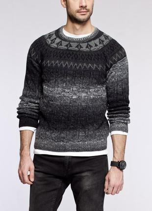 Теплый мужской свитер акрил хl от lc waikiki турция