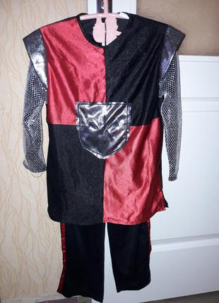 Карнавальный костюм рыцаря мальчику