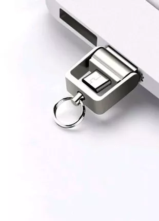 USB OTG Флешка 32 Gb Метал, microUSB, micro usb, otg, 2 в 1