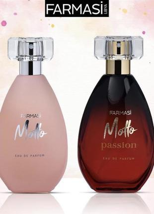 Набор парфюмерии motto passion