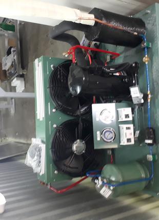 Ремонт,монтаж холодильного оборудования