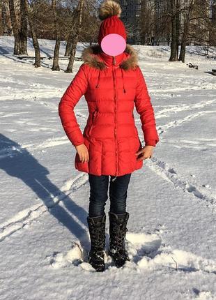 Куртка зимняя, размер 152-158 (для подростка)
