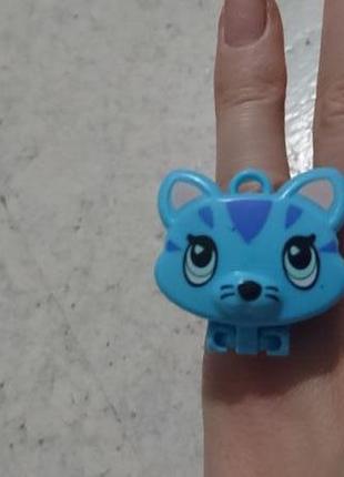💍 кольцо котик с тайничком