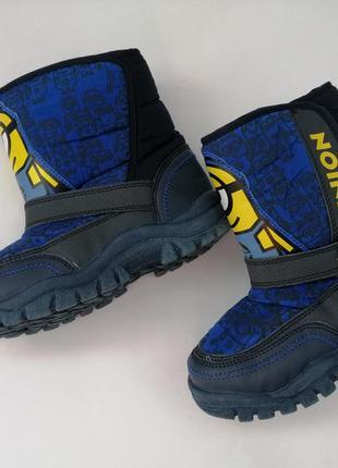 Сапоги ботинки термо