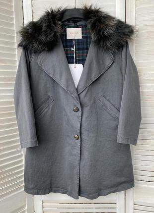 Итальянское пальто, куртка wu'side
