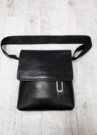 Мужская сумка/планшетка/барсетка через плечо