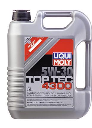 Синтетическое моторное масло - Top Tec 4300 SAE 5W-30 5 л.