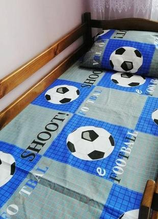 Детский комплект постельного белья из бязь голд 💯 хлопок