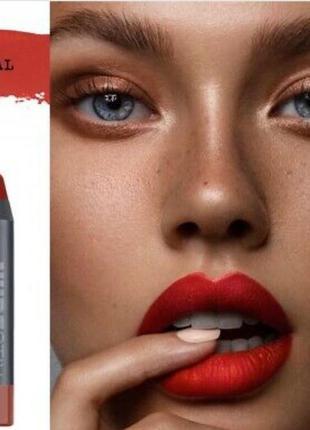 Помада-олівець nudestix intense matte lip + cheek