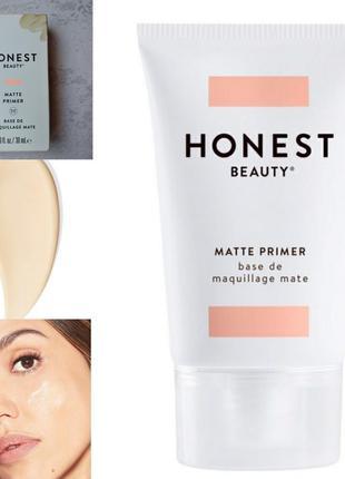 Праймер матуючий honest beauty matte primer