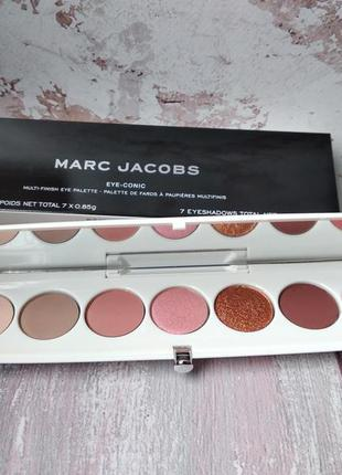 Палетка тіней marc jacobs eye-conic multi-finish eye palette 7...