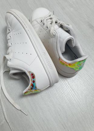 Детские кеды adidas stan smith