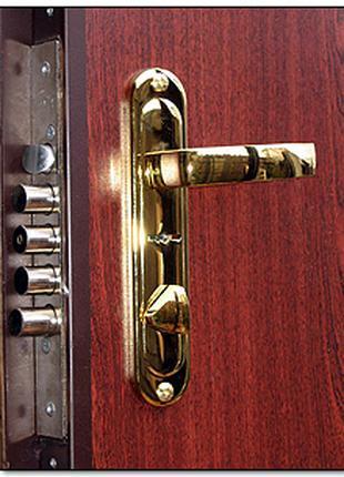 Замена замков на входной двери