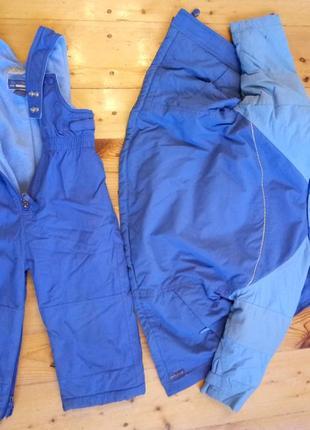 Комбинезон (штаны и куртка) детский зимний 3-в-1 childrens pla...