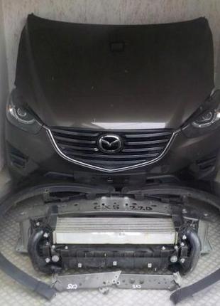Б/у Усилитель бампера Mazda CX-5 2013-2016