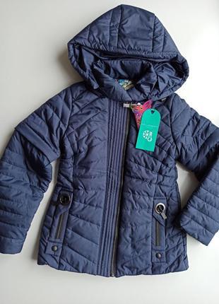 Красивая модная куртка весна🌿 - осень 🍂 для девочки