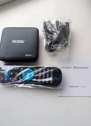TV box android Mecool  M8S PRO w
