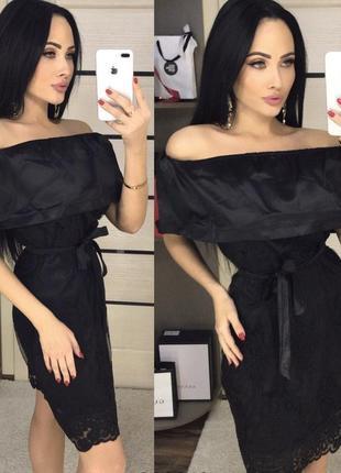 Красивое кружевное гипюровое платье,см.замеры в описании!!!