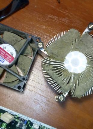 Ремонт компьютеров (Чистка от пыли)