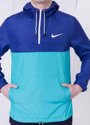 Анорак ,ветровка,куртка демисезонная,виндраннер Nike.M,L,XL