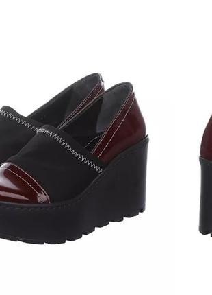 Туфли женские на платформе guero последний размер, качество от...