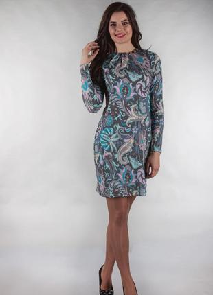 Красивое женское платье,см.описание!