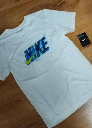 Мужская трикотажная футболка nike