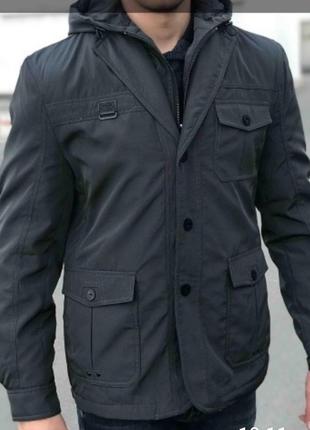 Мужская демисезонная куртка ,ветровка отличного качества