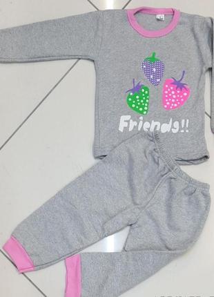 Пижама,домашний костюм для девочки,см.описание!