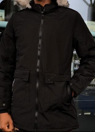 Куртка,парка  мужская еврозима, холодная весна-осень