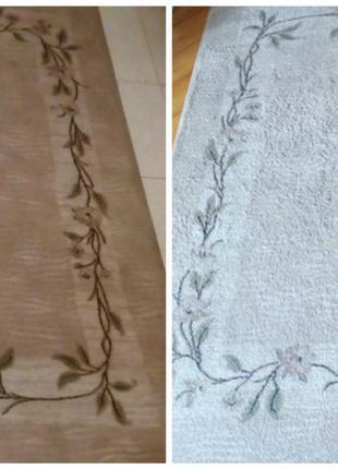 Профессиональная химчистка ковров и мягкой мебели!