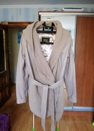 Куртка - натуральная кожа