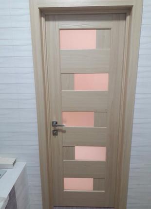 Продажа доставка установка межкомнатных дверей