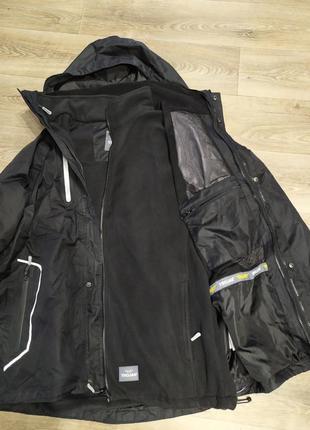 Деми куртка trojan 3в1