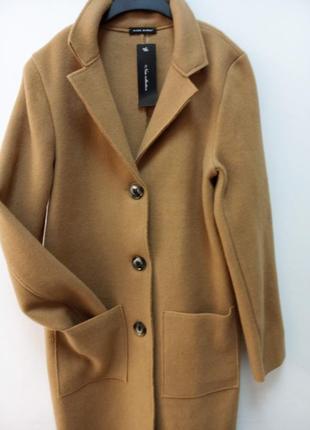 Женское пальто без подкладки , италия