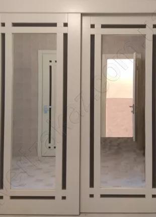 Двери деревянные межкомнатные, распашные, раздвижные, арочные.