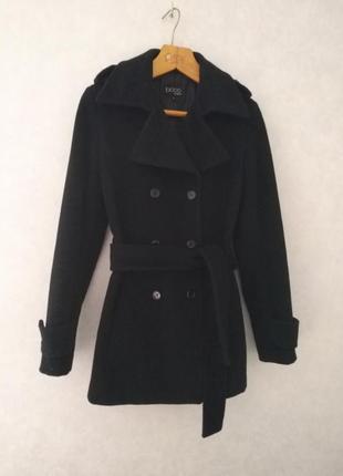 Пальто шерсть 42-44р